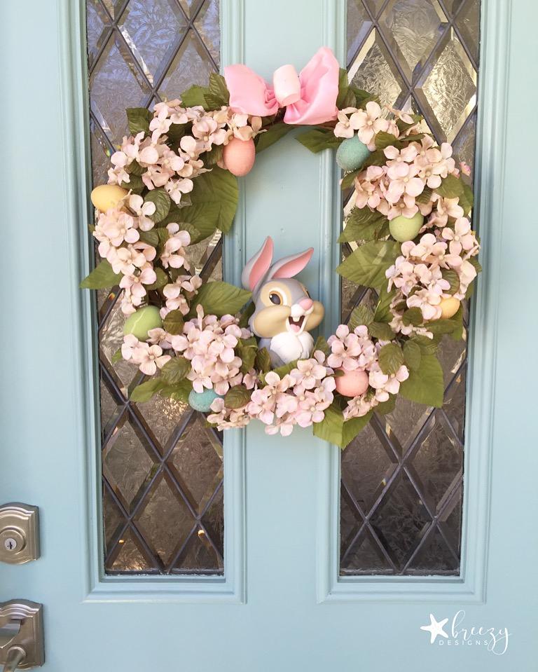 Thumper Wreath