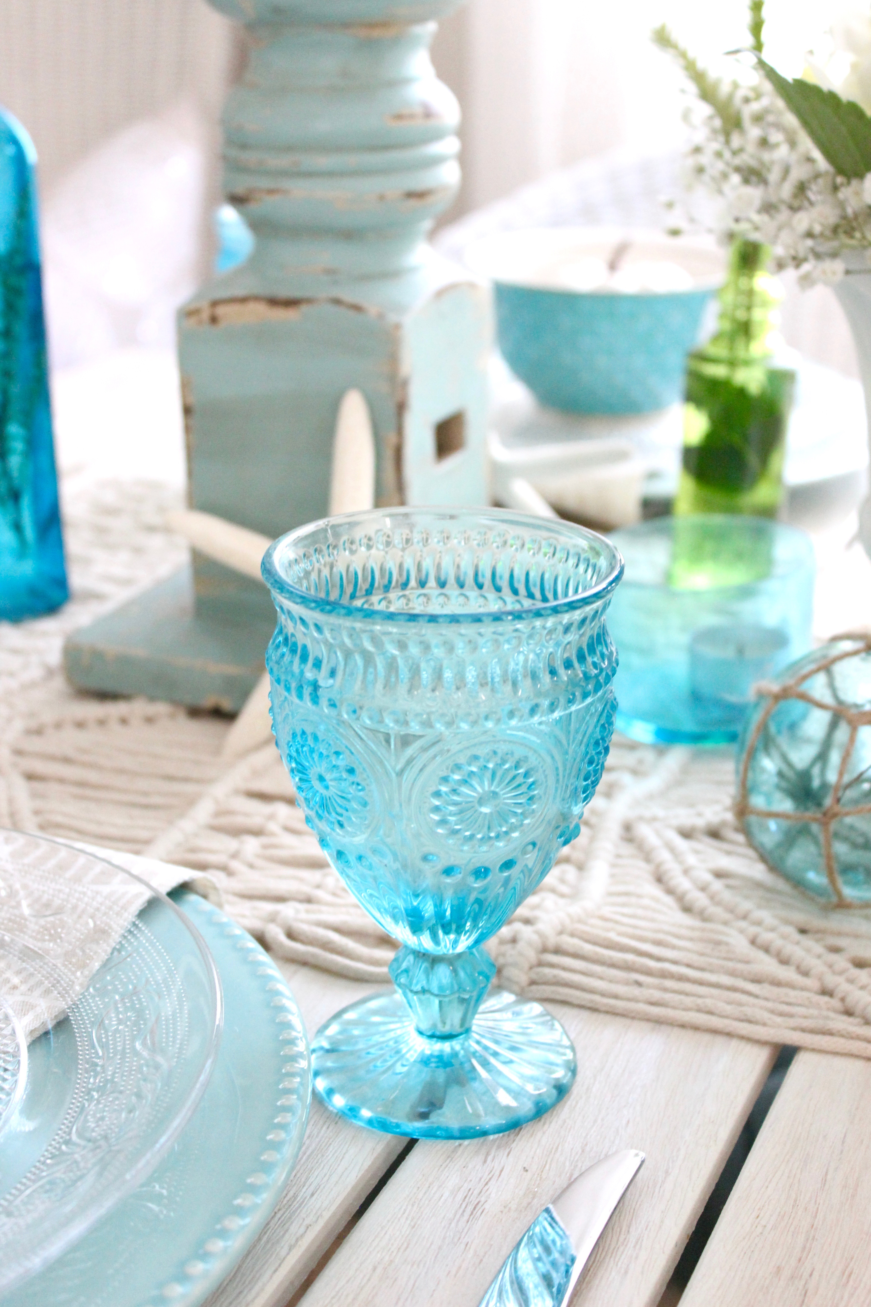Bohemian Drinking Glasses