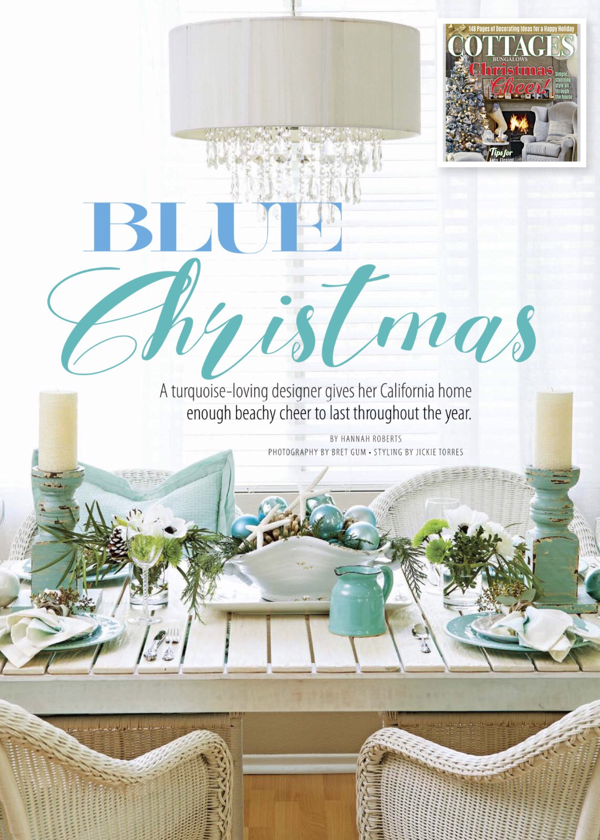 Cottages and Bungalows Magazine Feature